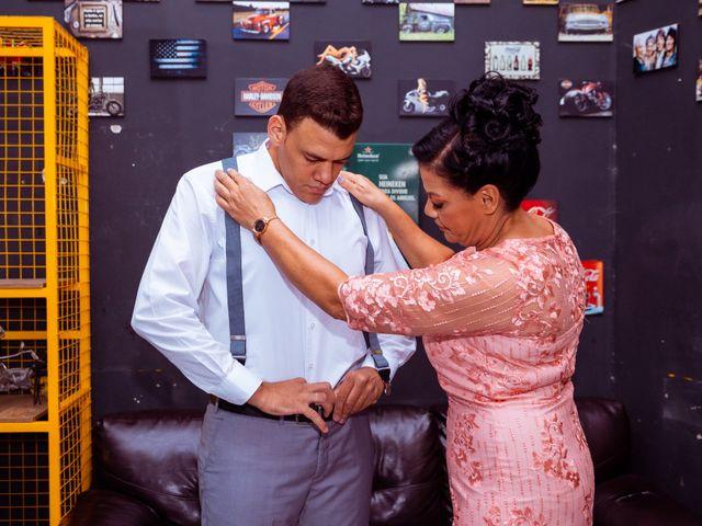 O casamento de Reiler e Rebeca em Campo Grande, Mato Grosso do Sul 14