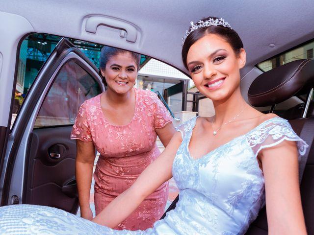 O casamento de Reiler e Rebeca em Campo Grande, Mato Grosso do Sul 28