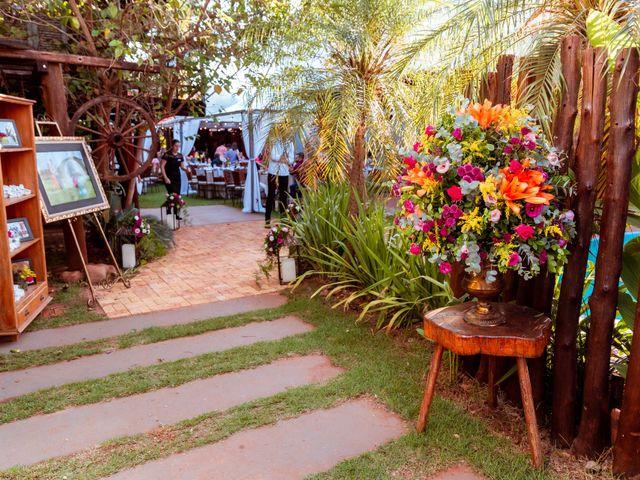 O casamento de Reiler e Rebeca em Campo Grande, Mato Grosso do Sul 31