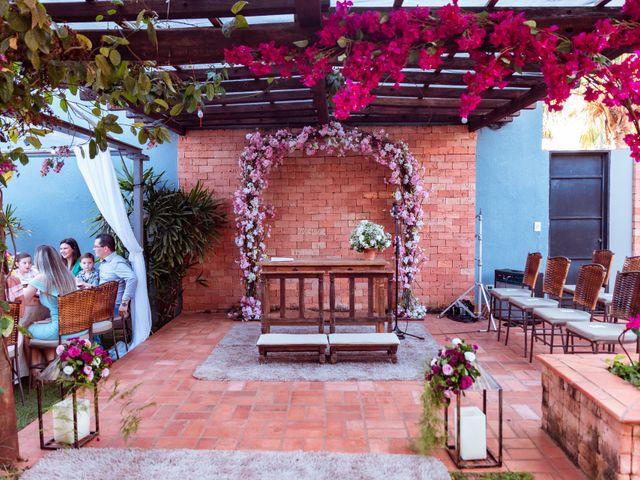 O casamento de Reiler e Rebeca em Campo Grande, Mato Grosso do Sul 34