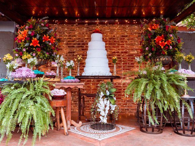 O casamento de Reiler e Rebeca em Campo Grande, Mato Grosso do Sul 32