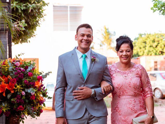 O casamento de Reiler e Rebeca em Campo Grande, Mato Grosso do Sul 37