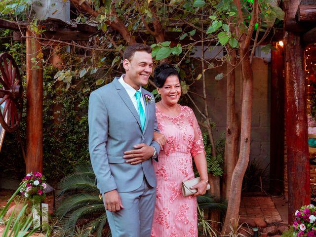 O casamento de Reiler e Rebeca em Campo Grande, Mato Grosso do Sul 38