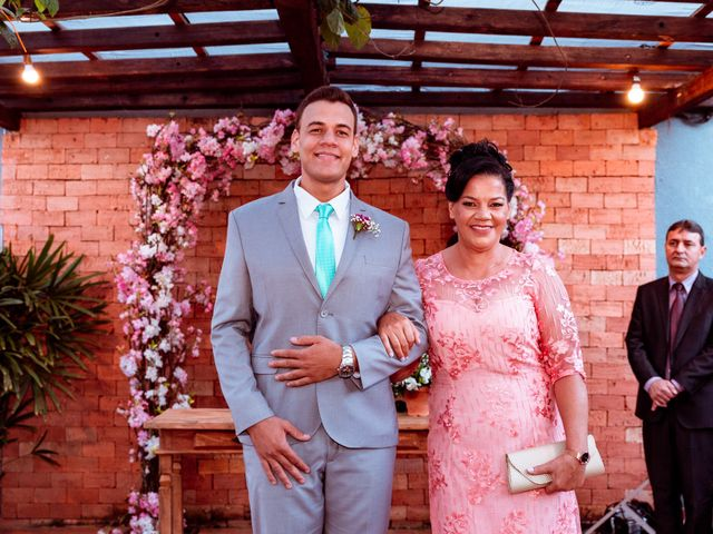 O casamento de Reiler e Rebeca em Campo Grande, Mato Grosso do Sul 39