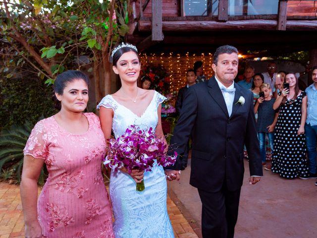 O casamento de Reiler e Rebeca em Campo Grande, Mato Grosso do Sul 43