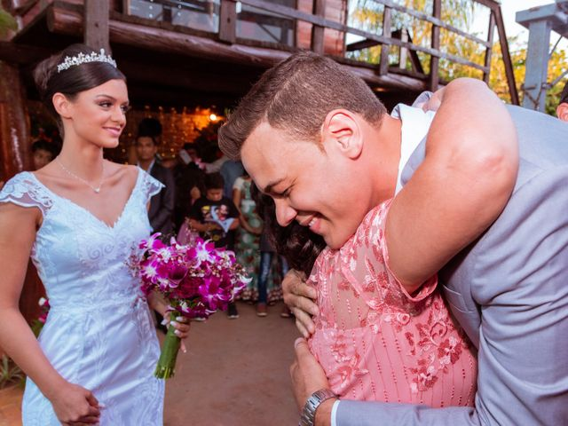 O casamento de Reiler e Rebeca em Campo Grande, Mato Grosso do Sul 45