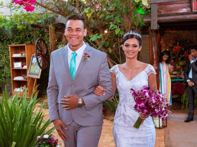 O casamento de Reiler e Rebeca em Campo Grande, Mato Grosso do Sul 47