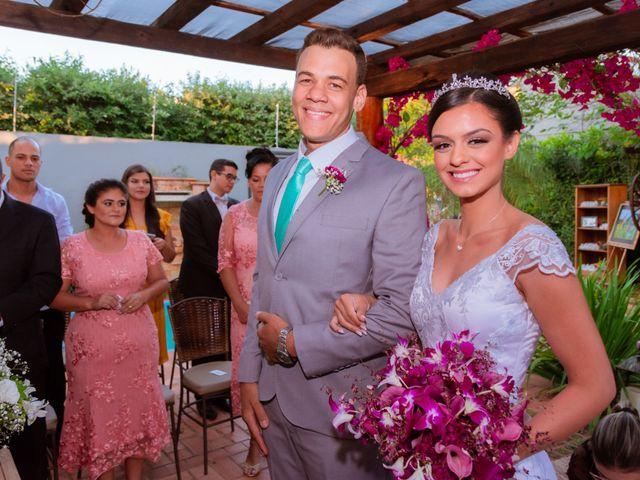 O casamento de Reiler e Rebeca em Campo Grande, Mato Grosso do Sul 49