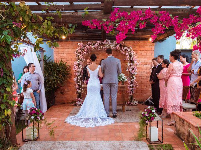 O casamento de Reiler e Rebeca em Campo Grande, Mato Grosso do Sul 50