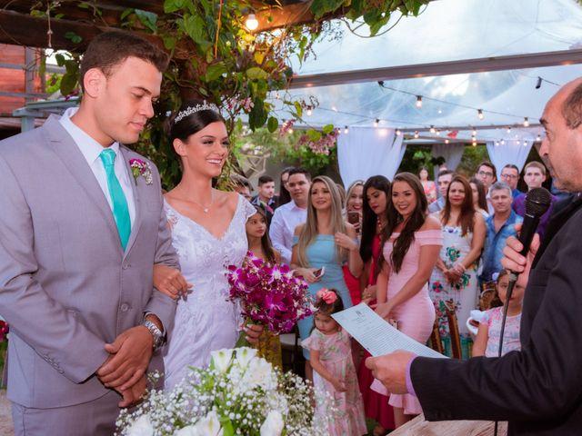 O casamento de Reiler e Rebeca em Campo Grande, Mato Grosso do Sul 51
