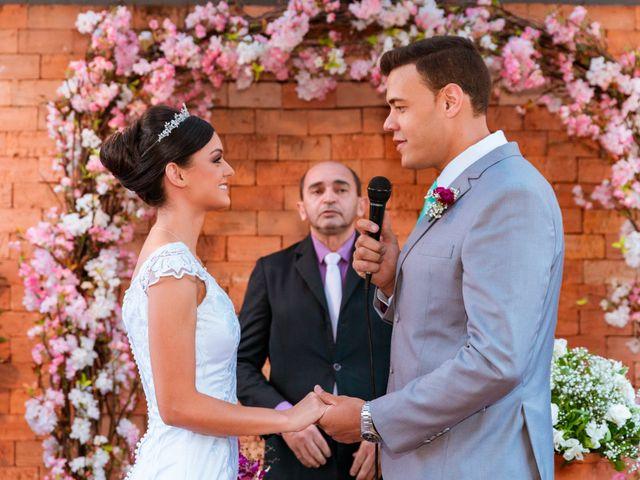 O casamento de Reiler e Rebeca em Campo Grande, Mato Grosso do Sul 52
