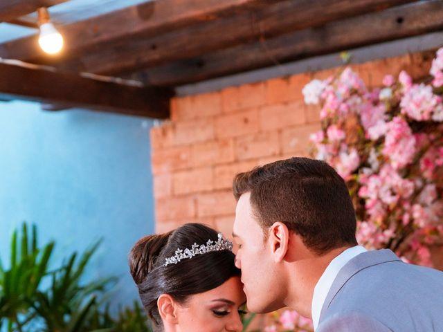 O casamento de Reiler e Rebeca em Campo Grande, Mato Grosso do Sul 54