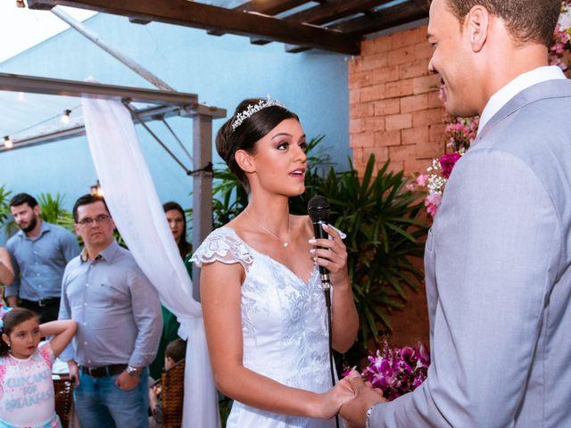 O casamento de Reiler e Rebeca em Campo Grande, Mato Grosso do Sul 55