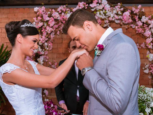 O casamento de Reiler e Rebeca em Campo Grande, Mato Grosso do Sul 56