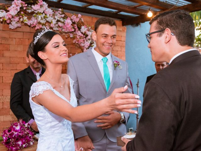 O casamento de Reiler e Rebeca em Campo Grande, Mato Grosso do Sul 59