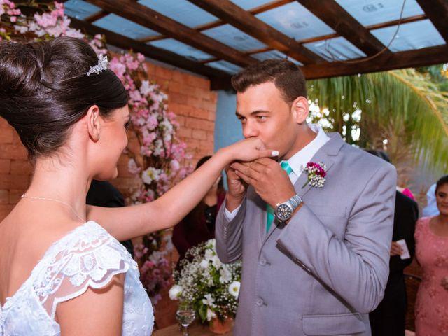 O casamento de Reiler e Rebeca em Campo Grande, Mato Grosso do Sul 63