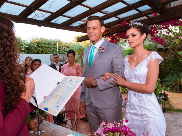 O casamento de Reiler e Rebeca em Campo Grande, Mato Grosso do Sul 67