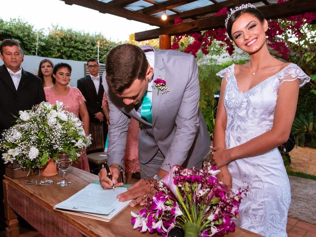 O casamento de Reiler e Rebeca em Campo Grande, Mato Grosso do Sul 68