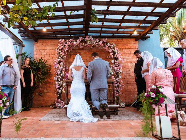 O casamento de Reiler e Rebeca em Campo Grande, Mato Grosso do Sul 75