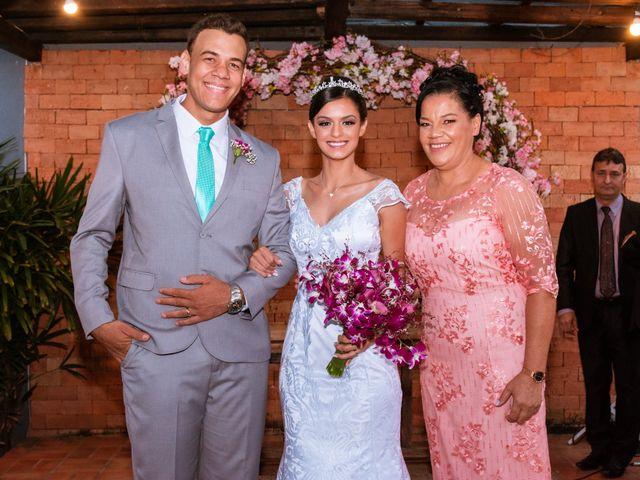 O casamento de Reiler e Rebeca em Campo Grande, Mato Grosso do Sul 81