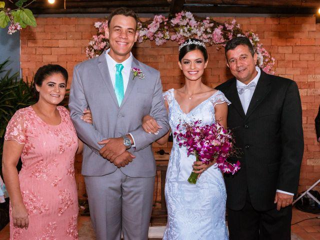 O casamento de Reiler e Rebeca em Campo Grande, Mato Grosso do Sul 82