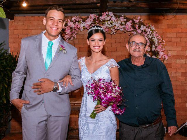 O casamento de Reiler e Rebeca em Campo Grande, Mato Grosso do Sul 84