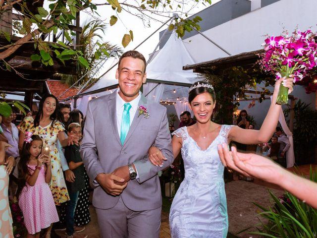 O casamento de Reiler e Rebeca em Campo Grande, Mato Grosso do Sul 91