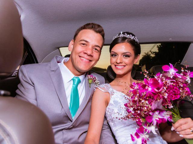 O casamento de Reiler e Rebeca em Campo Grande, Mato Grosso do Sul 97