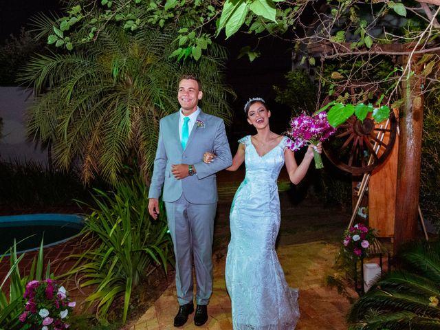 O casamento de Reiler e Rebeca em Campo Grande, Mato Grosso do Sul 99