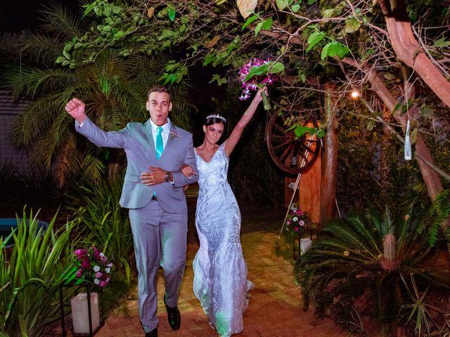 O casamento de Reiler e Rebeca em Campo Grande, Mato Grosso do Sul 100