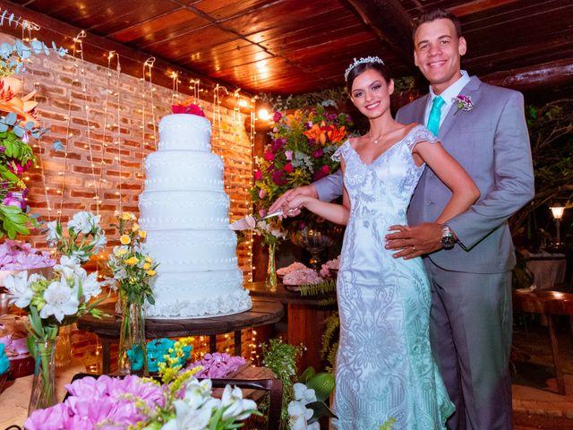 O casamento de Reiler e Rebeca em Campo Grande, Mato Grosso do Sul 124