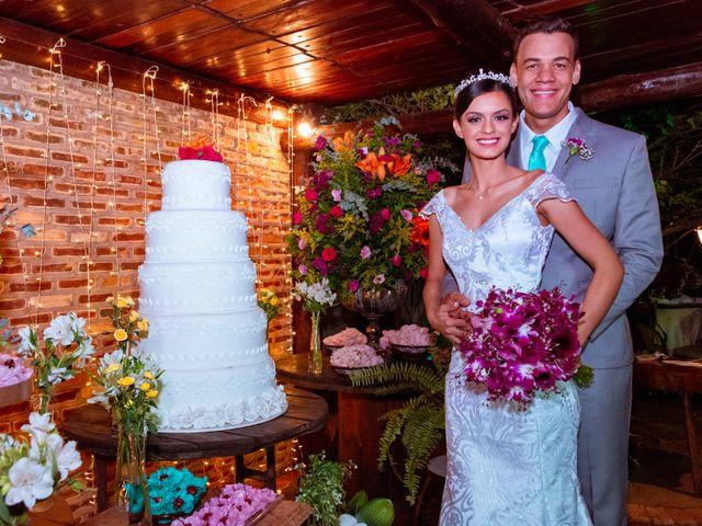 O casamento de Reiler e Rebeca em Campo Grande, Mato Grosso do Sul 125