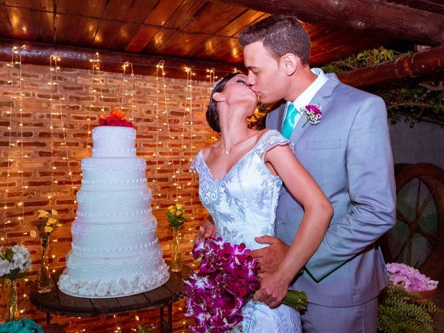 O casamento de Reiler e Rebeca em Campo Grande, Mato Grosso do Sul 126
