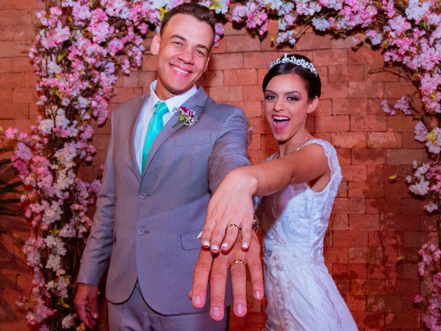 O casamento de Reiler e Rebeca em Campo Grande, Mato Grosso do Sul 127