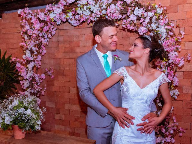 O casamento de Reiler e Rebeca em Campo Grande, Mato Grosso do Sul 128