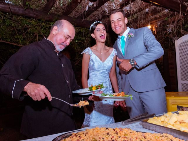 O casamento de Reiler e Rebeca em Campo Grande, Mato Grosso do Sul 138
