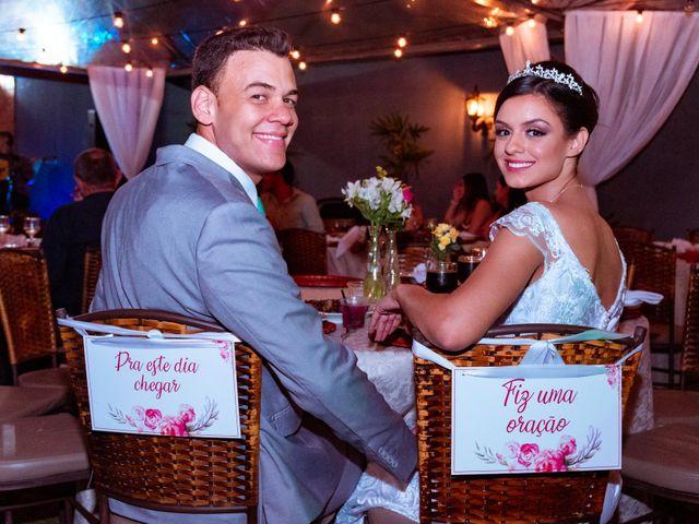 O casamento de Reiler e Rebeca em Campo Grande, Mato Grosso do Sul 140