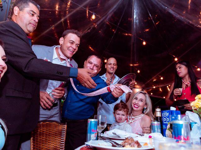 O casamento de Reiler e Rebeca em Campo Grande, Mato Grosso do Sul 142