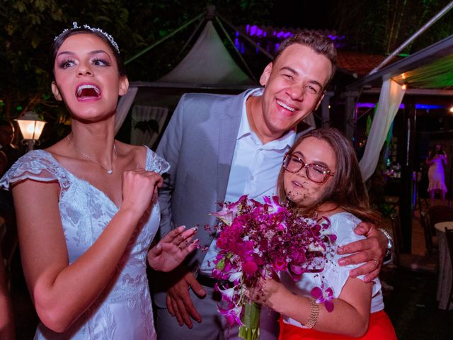 O casamento de Reiler e Rebeca em Campo Grande, Mato Grosso do Sul 166