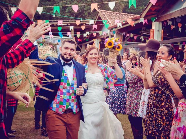 O casamento de Karina e Douglas