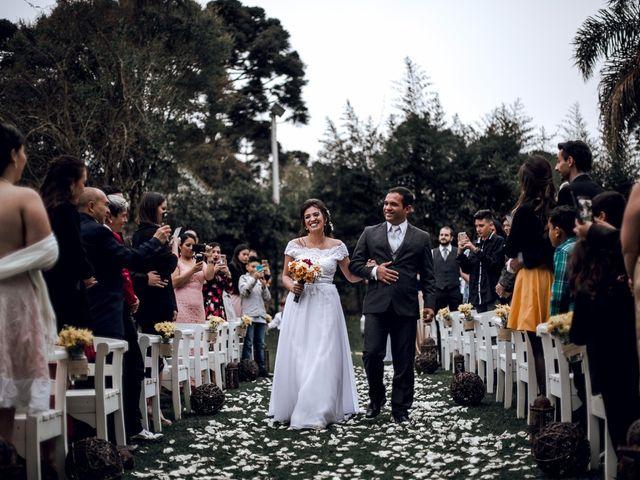 O casamento de Wellington e Lorena em Curitiba, Paraná 61