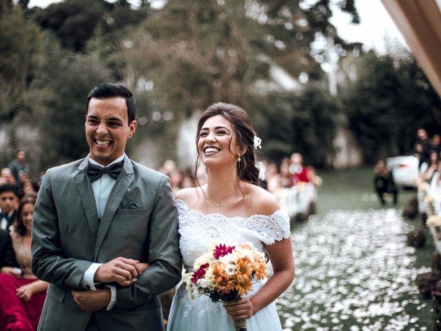 O casamento de Wellington e Lorena em Curitiba, Paraná 1