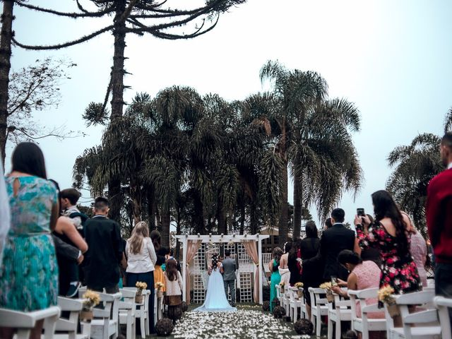 O casamento de Wellington e Lorena em Curitiba, Paraná 78