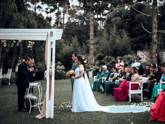 O casamento de Wellington e Lorena em Curitiba, Paraná 80