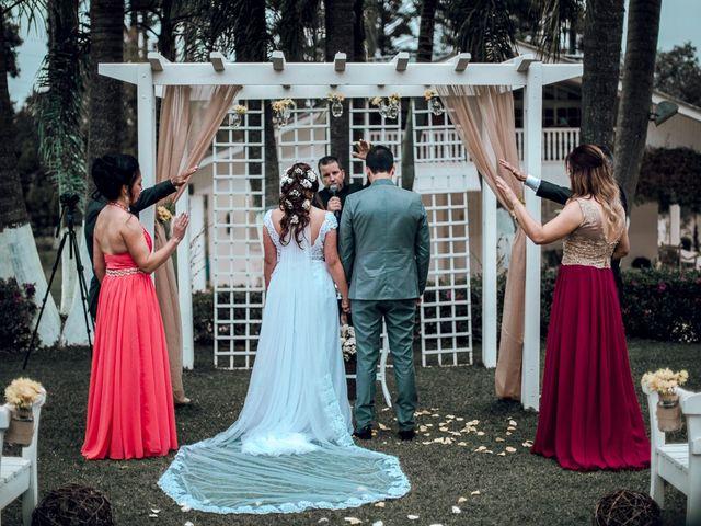 O casamento de Wellington e Lorena em Curitiba, Paraná 98