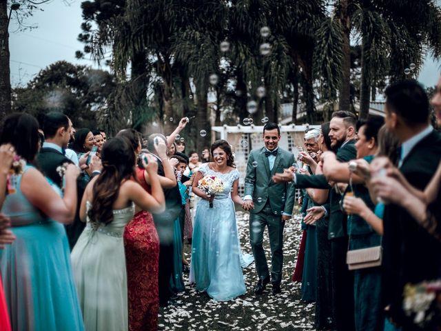 O casamento de Wellington e Lorena em Curitiba, Paraná 105