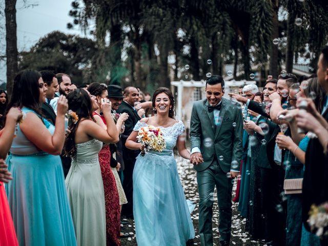 O casamento de Wellington e Lorena em Curitiba, Paraná 106