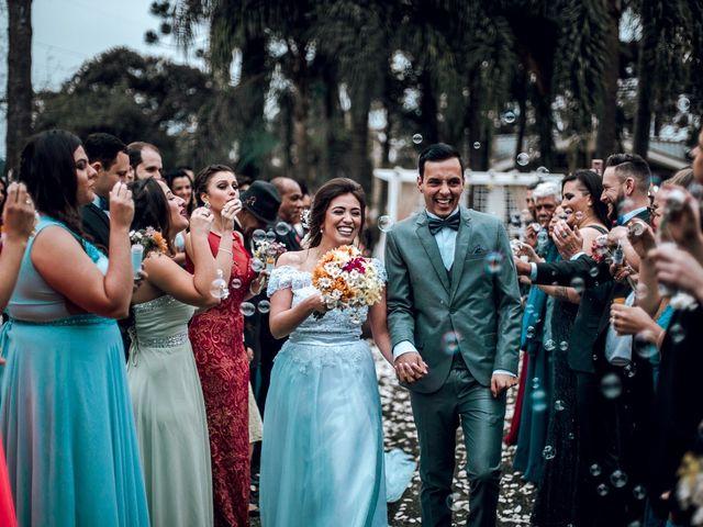 O casamento de Wellington e Lorena em Curitiba, Paraná 107