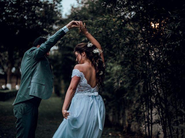 O casamento de Lorena e Wellington