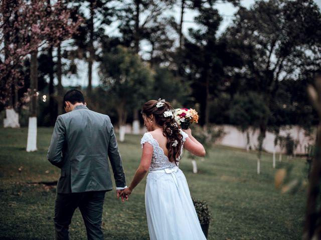 O casamento de Wellington e Lorena em Curitiba, Paraná 124